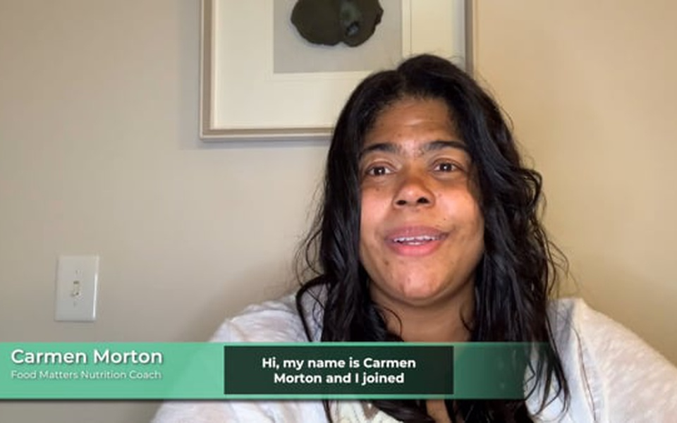Carmen M - California, USA Testimonial